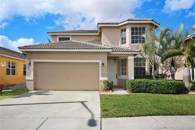 Pembroke Pines Single Family Home Sold: 1800 NW 166th Ave