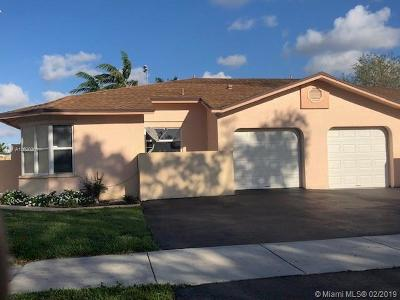 Cooper City Single Family Home Sold: 5866 SW 97th Ter