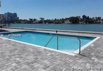 Miami Beach Condo For Sale: 6484 Indian Creek #111
