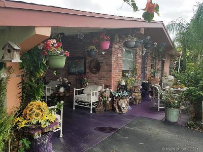 Miramar Single Family Home For Sale: 7844 Panama St
