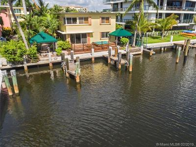 Broward County Residential Lots & Land For Sale: 8 Isle Of Venice