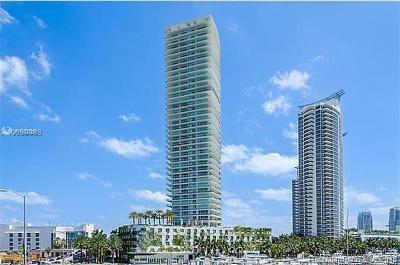 Miami Beach Rental For Rent: 450 Alton Rd #1508
