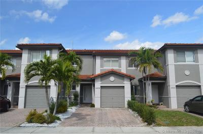 Miramar Condo Active With Contract: 12839 SW 29th St #12839
