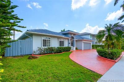 Miami Lakes Single Family Home For Sale: 16231 NW 77th Pl