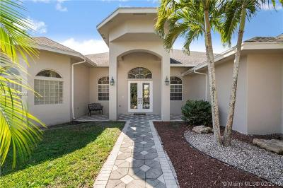Loxahatchee Single Family Home For Sale: 18218 N 91st Pl