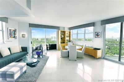 Miami Condo For Sale: 2475 Brickell Ave #1802