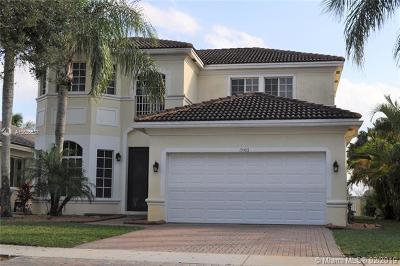 Pembroke Pines FL Single Family Home For Sale: $499,999