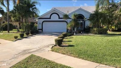 Boca Raton Single Family Home For Sale: 10679 Stonebridge Blvd