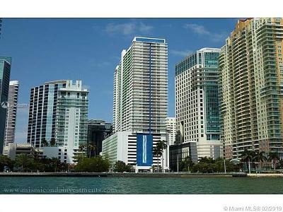 Miami Rental For Rent: 1200 Brickell Bay Dr #1809