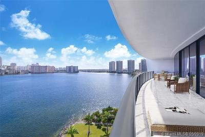 Aventura Condo For Sale: 5000 Island Estates Dr #804S