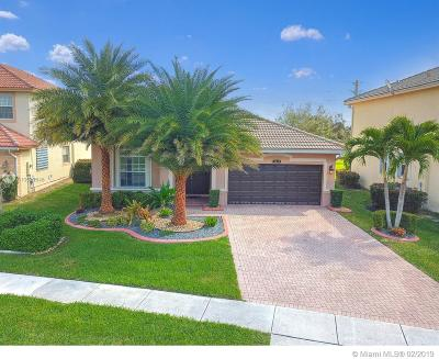 Miramar Single Family Home For Sale: 5331 SW 148th Ave