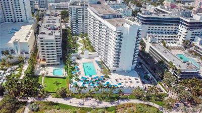 Miami Beach Condo For Sale: 100 Lincoln Rd #843