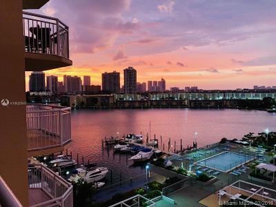Aventura Condo For Sale: 18071 Biscayne Blvd #904