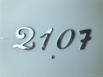 Sls Brickell Residences, Sls, Sls Brickell, Sls Brickell Condo Rental For Rent: 1300 S Miami #2107