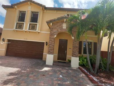 Cutler Bay Single Family Home For Sale: 23143 SW 104th Pl