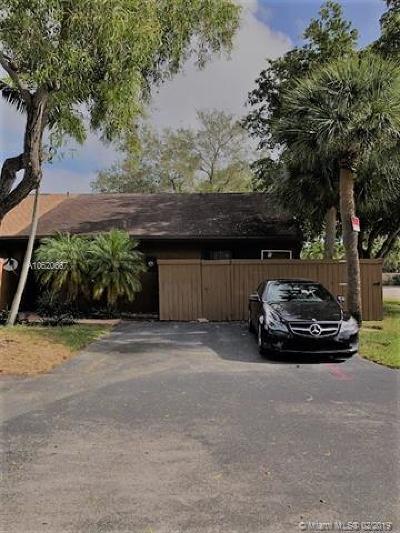Miami-Dade County Condo For Sale: 9201 SW 130th St #.