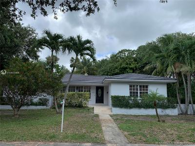 Miami Shores Single Family Home For Sale: 373 NE 91 St