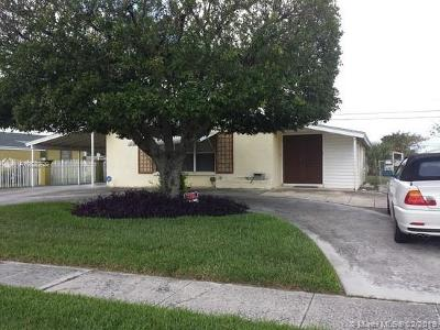 Palm Beach County Single Family Home For Sale: 1360 W 1st St