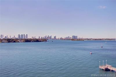 Miami Beach Condo For Sale: 800 West Ave #844