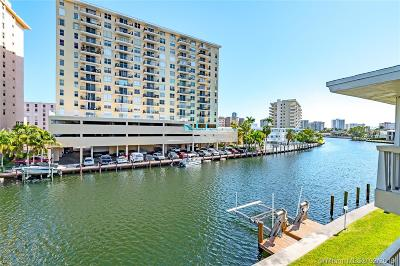 Hallandale Condo For Sale: 450 Paradise Isle Blvd #307/308