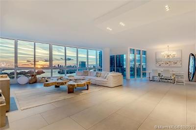 Miami Beach Condo For Sale: 100 S Pointe Dr #2802-280