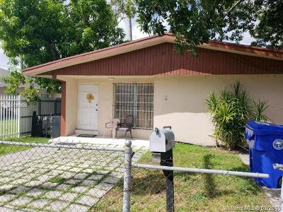 Miami-Dade County Multi Family Home For Sale: 1290 NW 29th Ave
