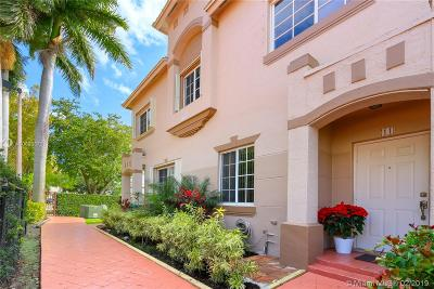 Palmetto Bay Condo For Sale: 15800 SW 92nd Ave #11B
