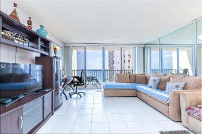 Broward County Condo For Sale: 2401 S Ocean Dr #1102