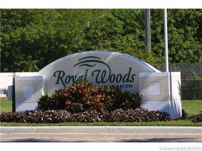 Boca Raton Condo Active With Contract