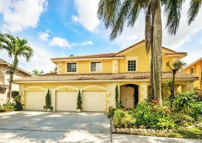 Weston Single Family Home For Sale: 3892 Heron Ridge Ln
