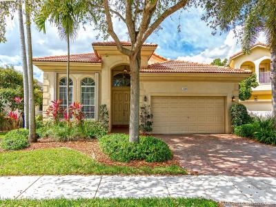 Pembroke Pines Single Family Home Sold: 1880 NW 72nd Way