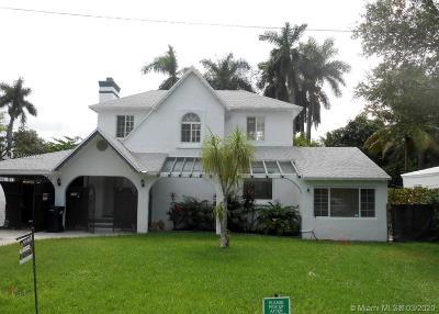 El Portal Single Family Home For Sale: 268 NE 85th St