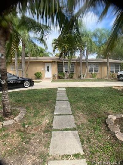 Homestead Single Family Home For Sale: 14405 SW 252nd St