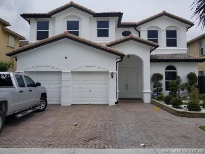 Doral Single Family Home For Sale: 8381 NW 115th Ct