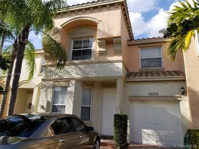 Miramar Single Family Home For Sale: 16323 SW 47th Ct