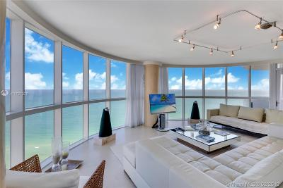 Miami Beach Condo For Sale: 6301 Collins Ave #2701