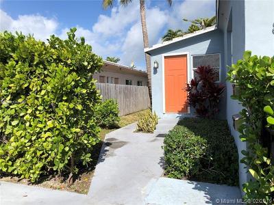 Miami Beach Multi Family Home For Sale