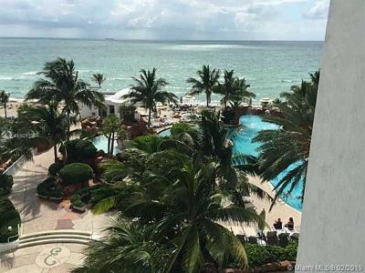 Sunny Isles Beach Condo For Sale: 18001 Collins #508