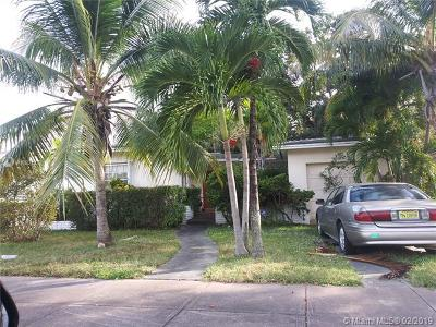 Coral Gables Single Family Home Active With Contract