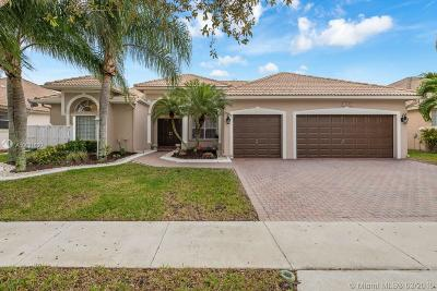 Broward County Single Family Home For Sale: 13776 NW 21st St