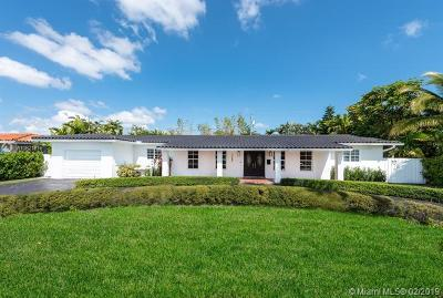 Miami Single Family Home For Sale: 1245 NE 85th St