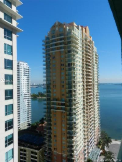Miami Condo For Sale: 1200 Brickell Bay Dr #3010