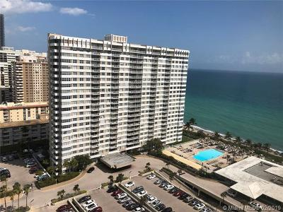 Hallandale Condo For Sale: 1980 S Ocean Dr #20P
