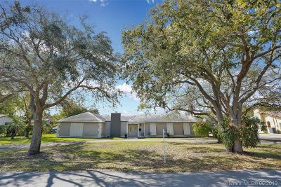 Palmetto Bay Single Family Home For Sale: 15240 SW 72nd Ave