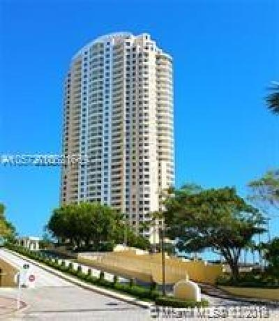 Miami Rental Leased: 888 Brickell Key Dr #1102