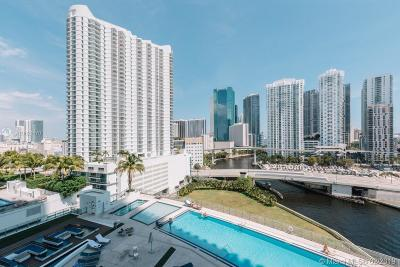 Miami Condo For Sale: 92 SW 3rd St #1512