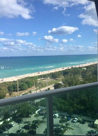 Sunny Isles Beach Condo For Sale: 100 Bayview Dr #1808