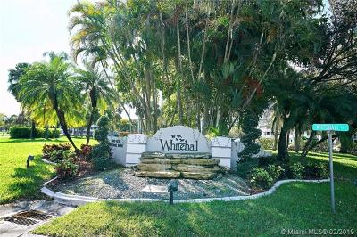 Davie Condo For Sale: 1508 Whitehall Dr #305