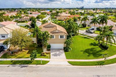 Pembroke Pines Single Family Home Sold: 1011 NW 191st Ave