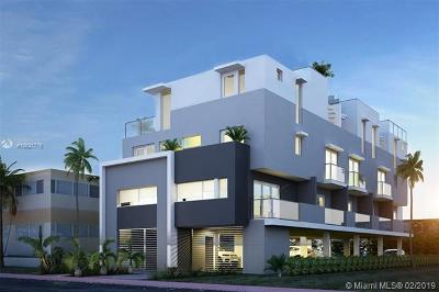 Miami Beach Commercial For Sale: 1966 Biarritz Dr